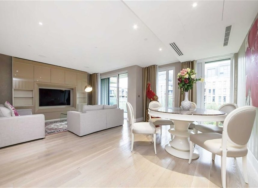 Properties for sale in Central Avenue - SW6 2GN view2