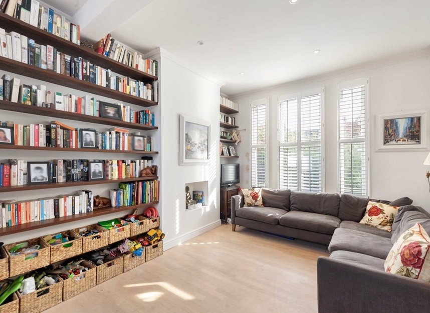 Properties for sale in Chancellors Road - W6 9RS view2