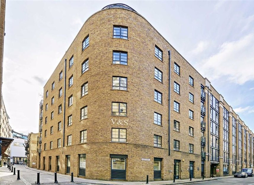 Properties for sale in Curlew Street - SE1 2NN view1