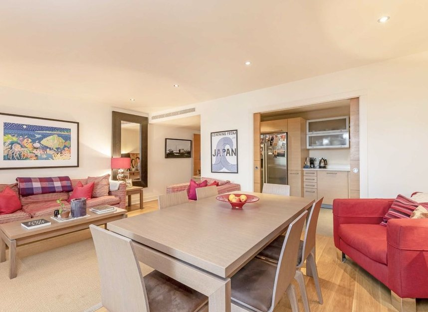 Properties for sale in Lensbury Avenue - SW6 2TR view2