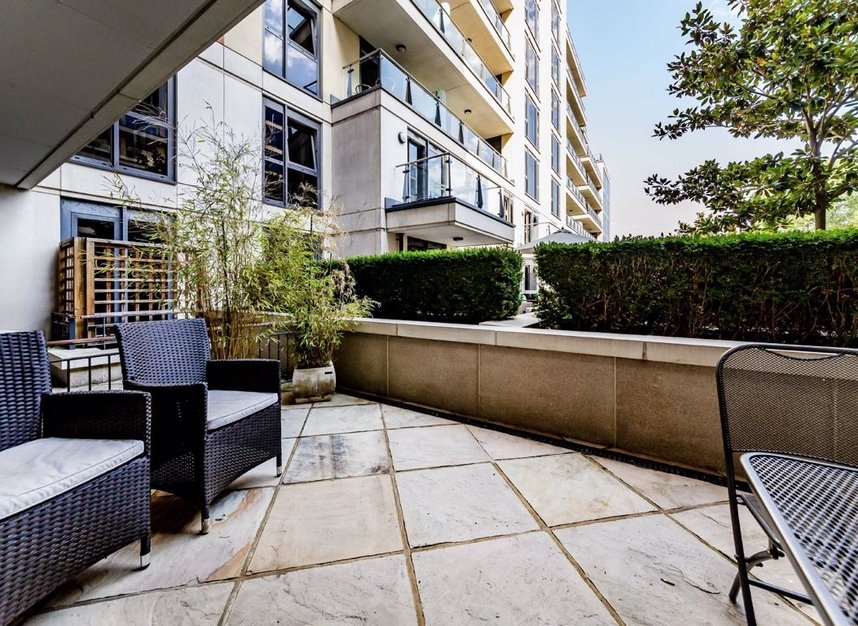 Properties for sale in Lensbury Avenue - SW6 2HW view1