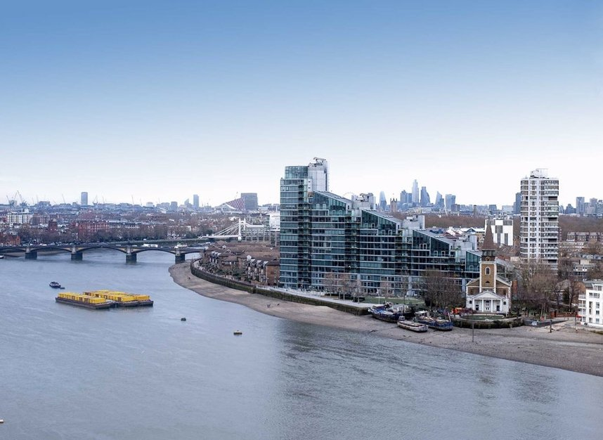 Properties for sale in The Belvedere - SW10 0XA view1
