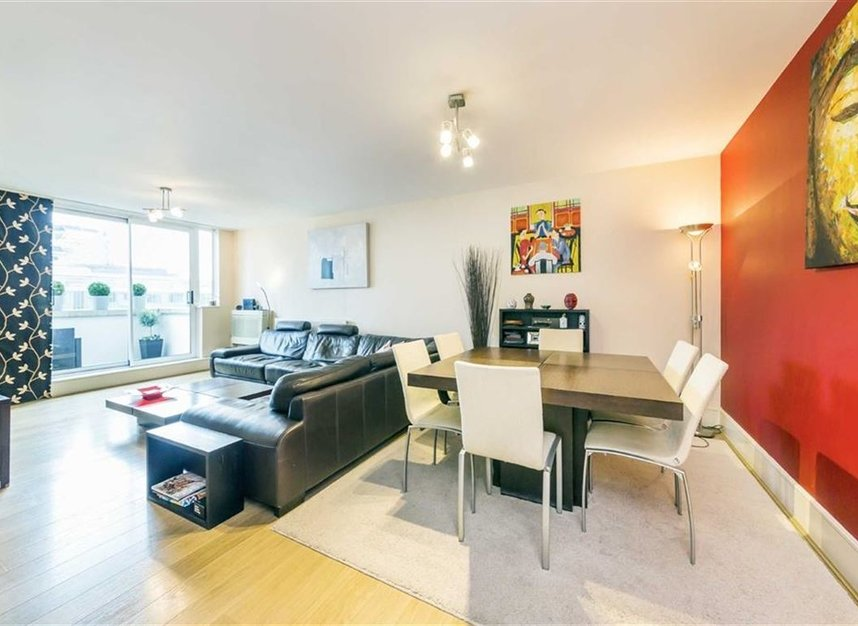 Properties sold in Upper Ground - SE1 9LP view2