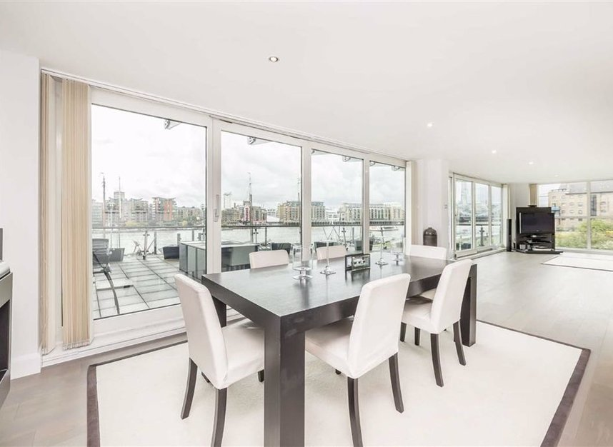 Properties for sale in Wapping High Street - E1W 1NJ view2
