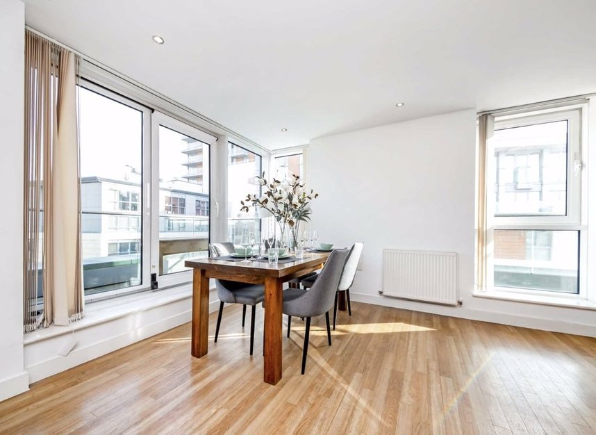 Properties for sale in Western Gateway - E16 1BS view2
