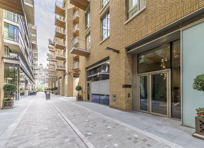 Properties let in Duchess Walk - SE1 2RY view1
