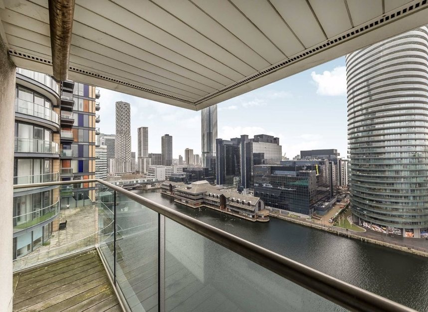 Properties to let in Millharbour - E14 9NB view15
