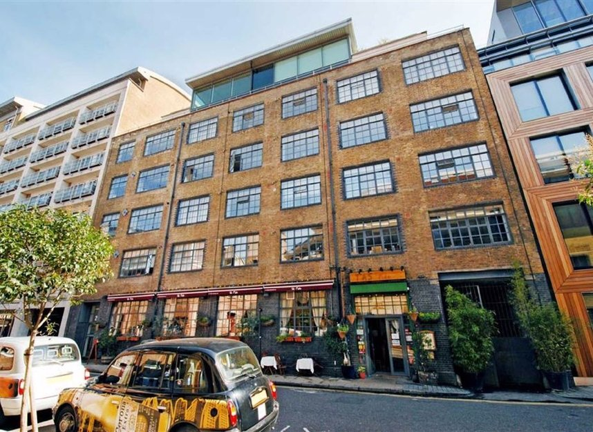 Properties let in New Globe Walk - SE1 9DX view1