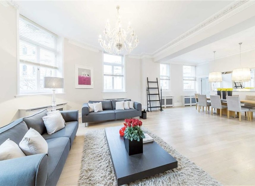 Properties to let in Northumberland Avenue - WC2N 5AP view1