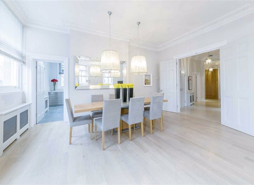 Properties let in Northumberland Avenue - WC2N 5AP view2