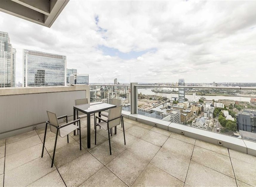 Properties to let in Pan Peninsula Square - E14 9HL view4