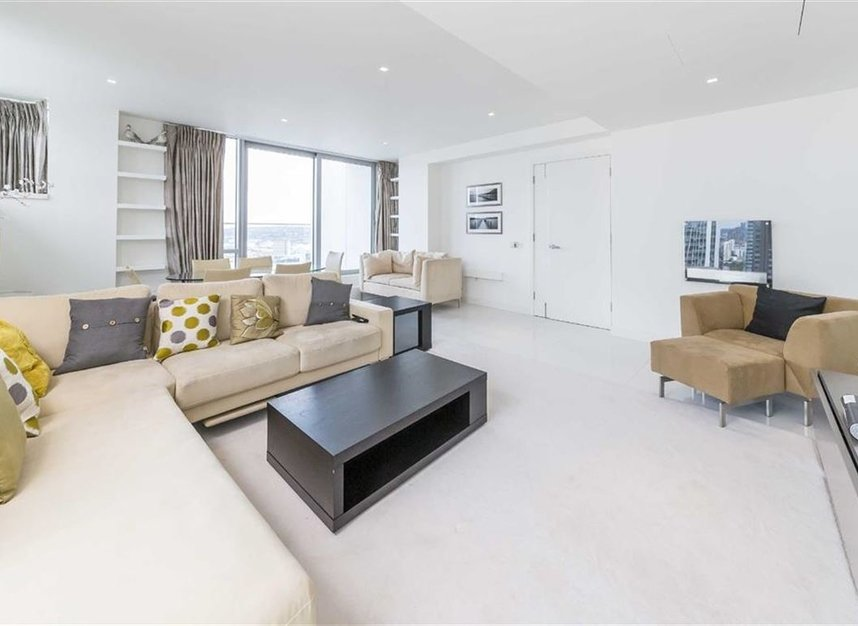 Properties to let in Pan Peninsula Square - E14 9HL view2