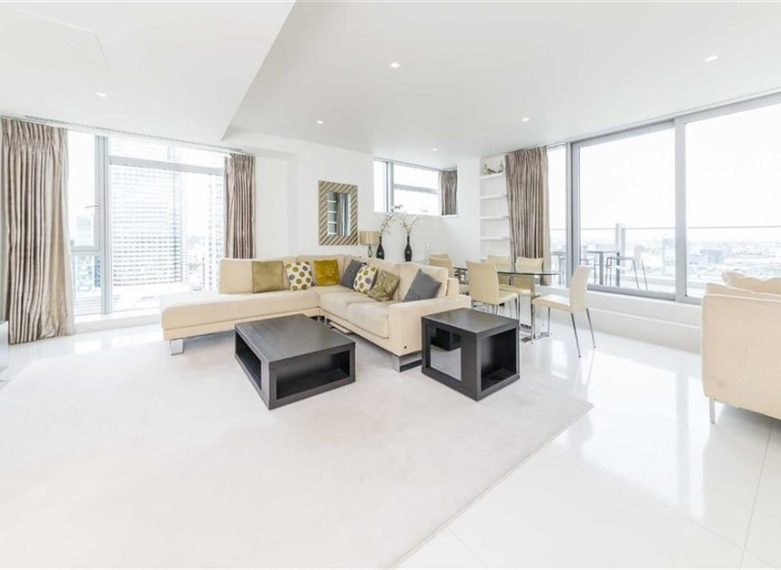 Properties to let in Pan Peninsula Square - E14 9HL view3