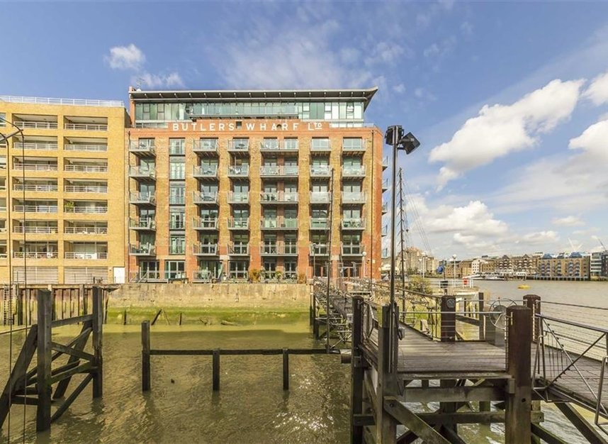 Properties to let in Shad Thames - SE1 2AS view1