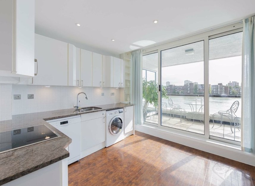 Properties let in Thames Quay - SW10 0UY view5