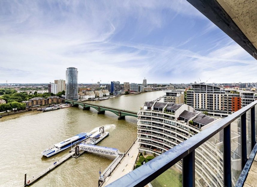 Properties to let in The Belvedere - SW10 0XA view1
