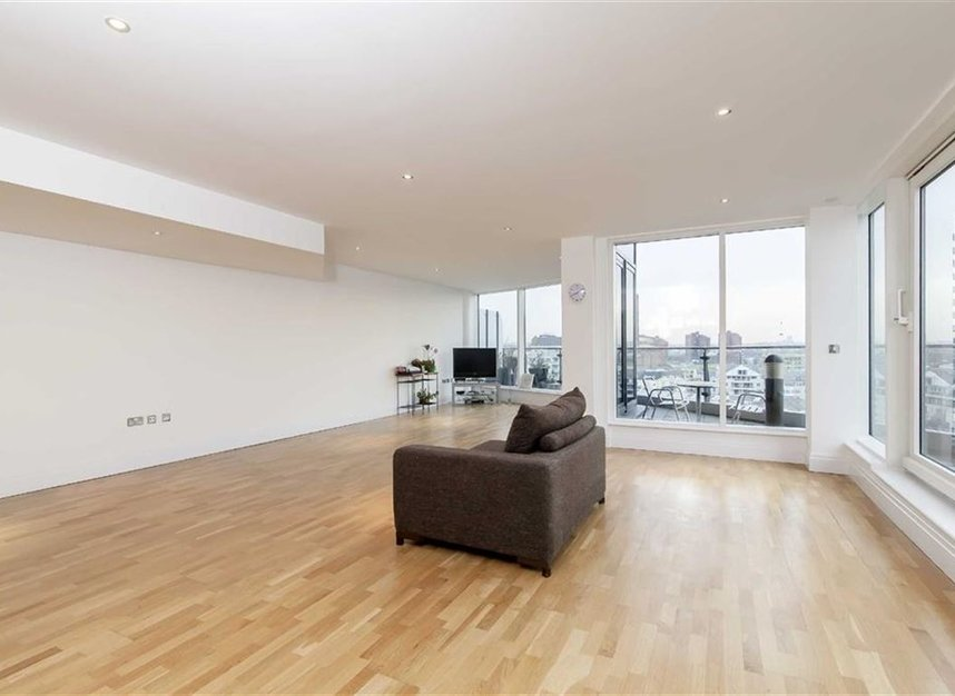 Properties let in The Boulevard - SW6 2SD view2